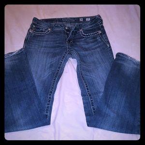 Miss me jeans size 28L